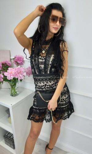 Sukienka Valentino Black
