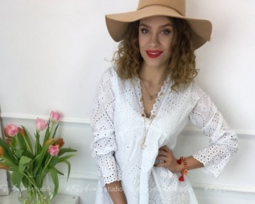 Sukienki na wiosnę 2019 - propozycje stylizacji