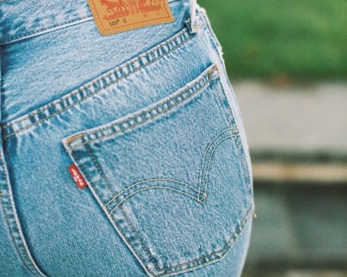 Jeans w modnej odsłonie