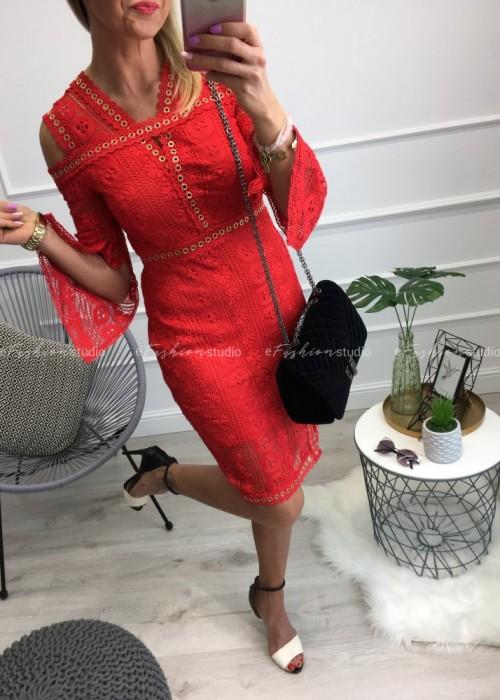 Sukienka Red Spice