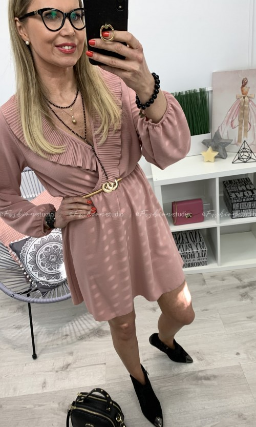 Sukienka Floora Pink