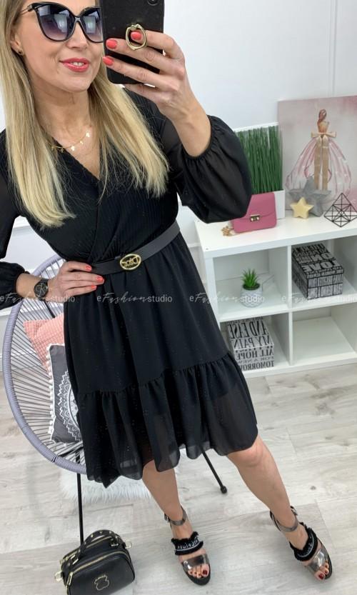 Sukienka ALANYA Midi Black