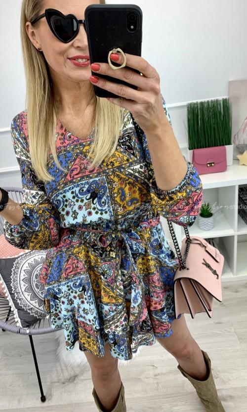 Sukienka SOHO Boho Multi