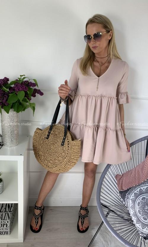 Sukienka MAYA Pink