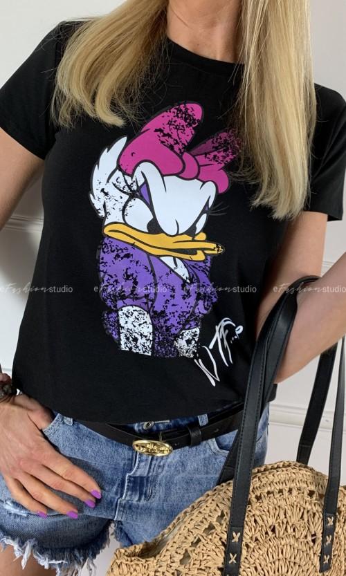 T-shirt DAISY Black