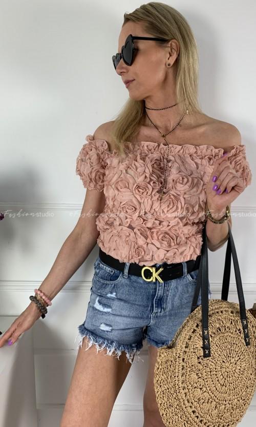 Bluzka ESPANIA Rose Pink
