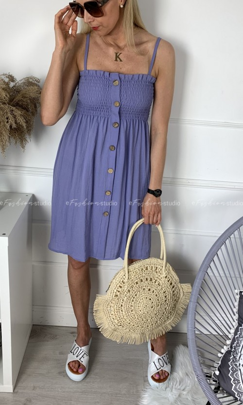Sukienka VIKI Fiolet