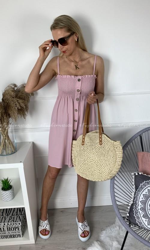 Sukienka VIKI Pink