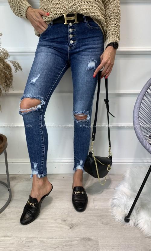 Spodnie Jeans FUMI